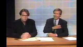 Chevy Chase & Dan Aykroyd on Dennis Miller Show [1992]