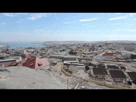 Lüderitz Namibia 2014