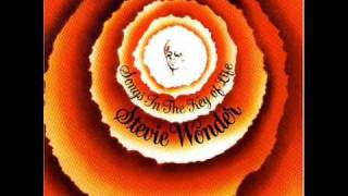 Stevie Wonder - Village Ghetto Land (1976)