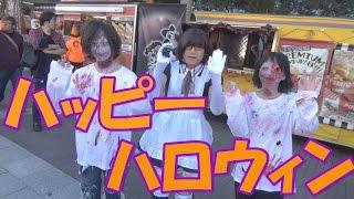 ナゴヤハロウィンというイベントに行ってきました。 とても楽しかったで...