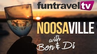 Noosaville Holiday Travel Video Guide, Sunshine Coast, Queensland