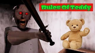 Granny And The Rules Of Teddy