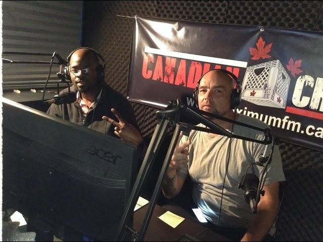 Es on Canadian Crates radio show with Mic Boogie