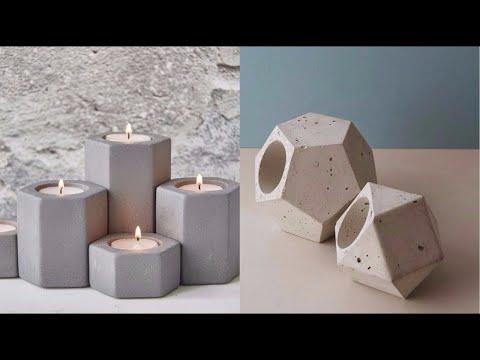 concrete craft simple project