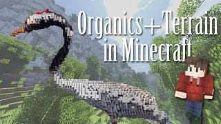 Minecraft Tutorial: How to Make Organics (VoxelSniper+WorldEdit) feat. Qu1nten