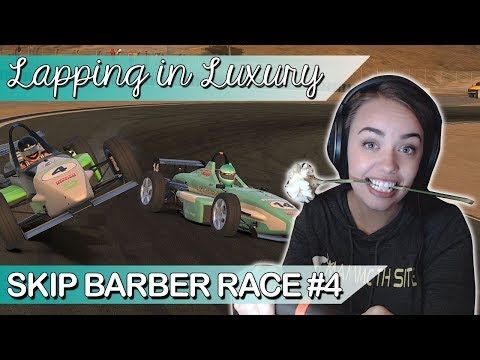 Lapping in Luxury - Skip Barber Race #4