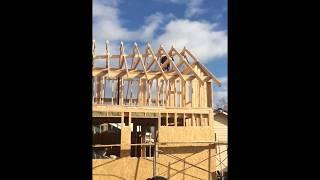 Строительство каркасных домов в Иркутске(Строительство каркасных домов под ключ в Иркутске. Плюсы каркасного дома - Сжатые сроки, оптимальная цена,..., 2016-01-21T15:28:41.000Z)