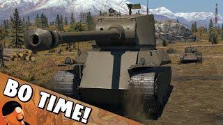 "War Thunder - M6A2E1 ""I actually really like this tank!?"""