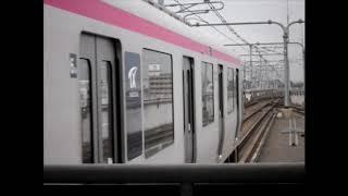 首都圏新都市鉄道TX-1000系(東芝IGBT) 流山おおたかの森発着