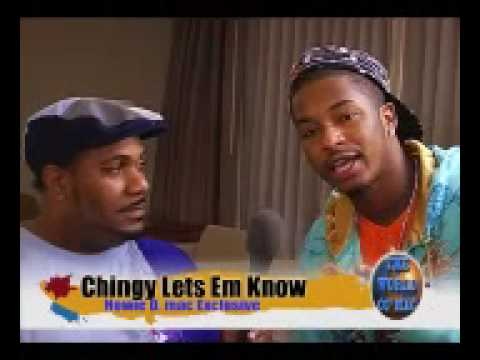Chingy Finally Mans Up To Charlamagne On Another Interview! LMFAO, Clears Up Rumors Of Ciara s3x Tape & Gay People