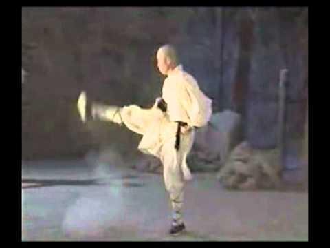 Šaolino arhato kumštis (Shaolin luo han quan)