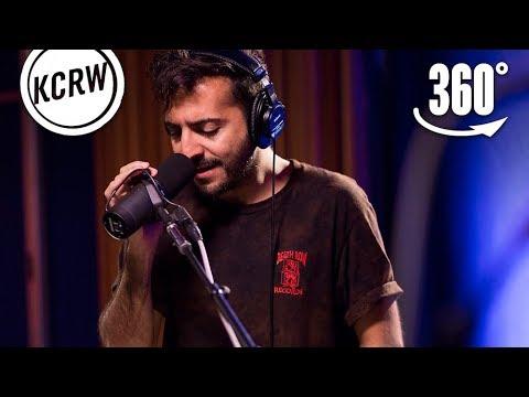 El Guincho  Pegada Al White  in KCRW 360