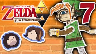 Zelda A Link Between Worlds: All the Rage - PART 7 - Game Grumps