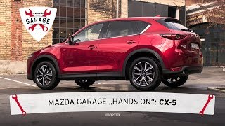 "Mazda Garage ""Hands On"": Felgenreinigung mit dem Mazda CX-5"