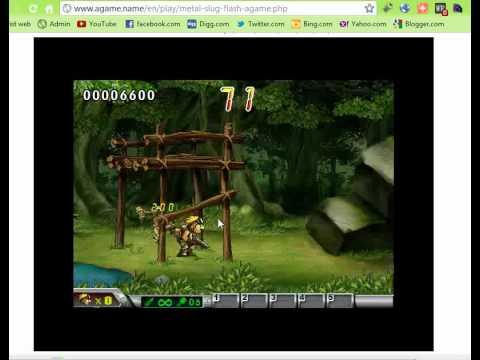 Metal Slug Flash  - Play Metal Slug Flash at agame.name