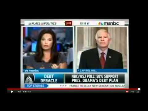 "MSNBC's Contessa Brewer to GOP Rep w/ Econ Degree: ""Do You Have Econ Degree?"""