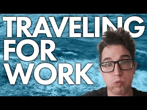 TRAVELLING FOR WORK