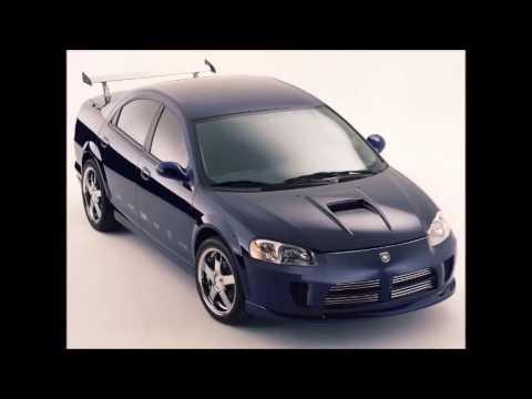 2002 Dodge Stratus Turbo Youtube