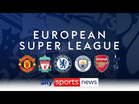European Super League confirmed by 12 founding clubs