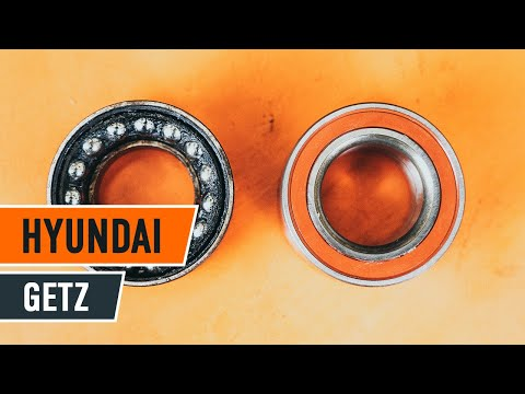How to replacefront wheel bearing onHYUNDAI GETZ 1TUTORIAL | AUTODOC