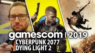 Cyberpunk 2077 i Dying Light 2 - polscy giganci na Gamescom 2019