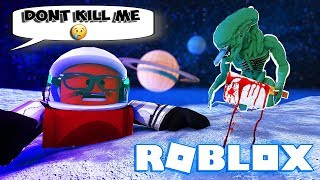 A ROBLOX HORROR SPACE TRIP (DON'T EVER GO TO OUTTER SPACE!)