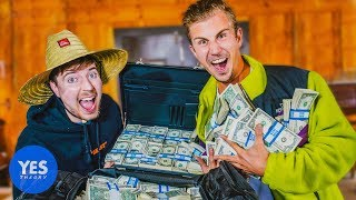 I Won $70,000 in a Mr. Beast Challenge!!