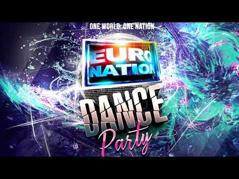 EURO NATION DANCE PARTY! - 90s EURO DANCE, TRANCE, HOUSE & FREESTYLE MEGAMIX
