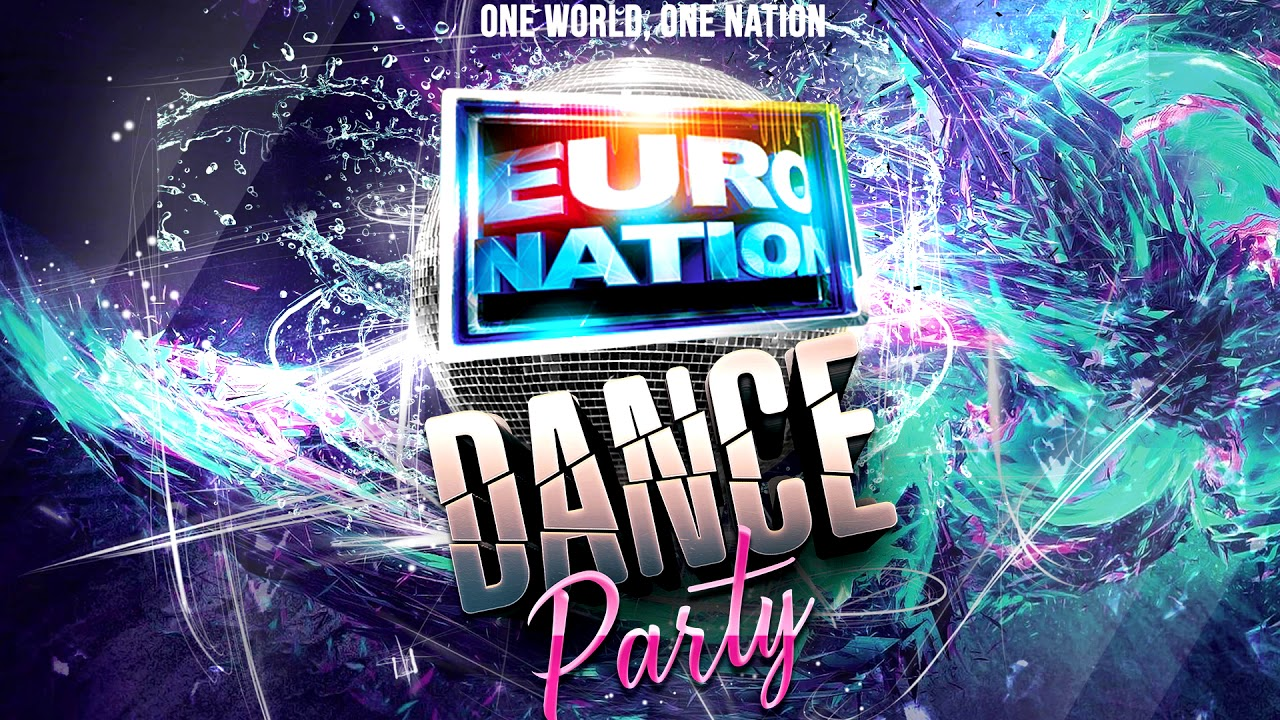 Download EURO NATION DANCE PARTY! - 90s EURO DANCE, TRANCE, HOUSE & FREESTYLE MEGAMIX