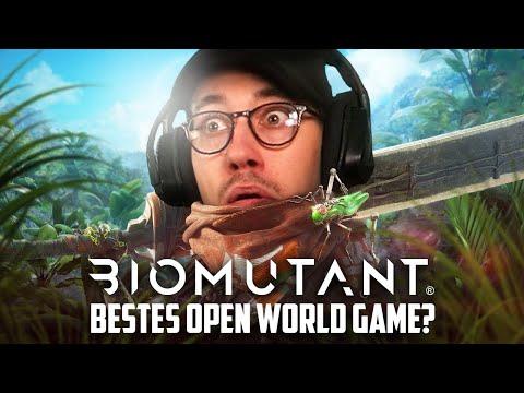 Das beste Open World RPG des Jahres? | Biomutant