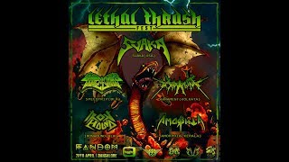Lethal Thrash Fest 2019 Promo Video
