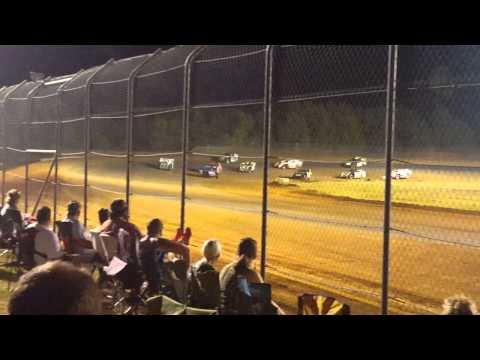 SRT limited mod B main 8-22@Ark-la-tex Speedway