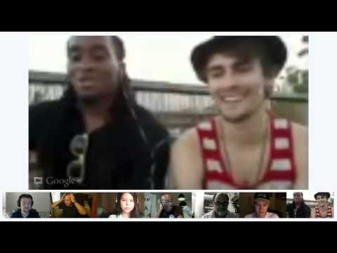 """Behind The Scenes"" Hangout On Air with Suite 709 in Dallas!"