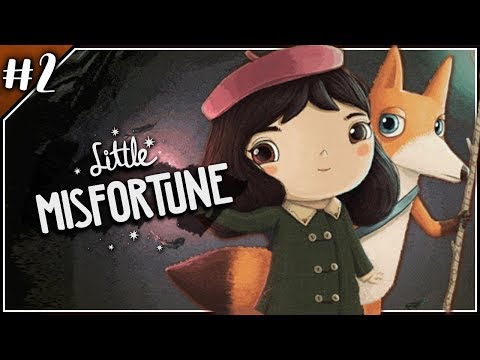 Non-Family Friendly Hamsters - Let's Play Little Misfortune Blind Part 2 - PC Gameplay