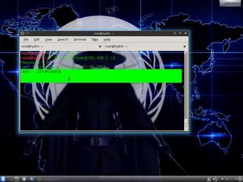 How to hack SSH the easy way!