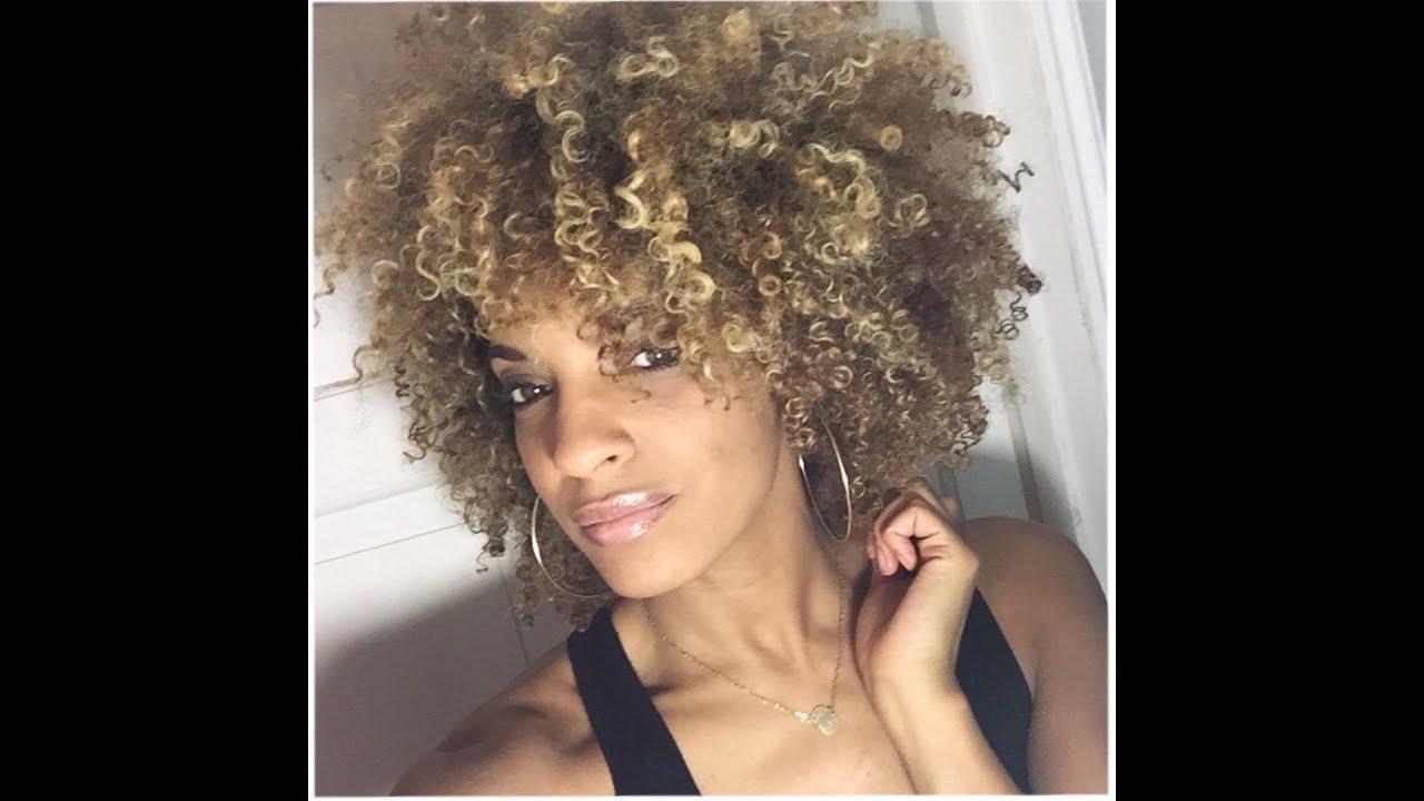 Months Natural Hair Growth