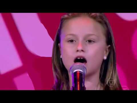 Rafa Gomes The Voice Kids História De Uma Gata