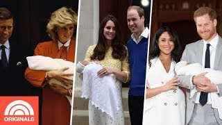 Meghan Markle and Prince Harry's Baby: See Past Royal Births, Too!