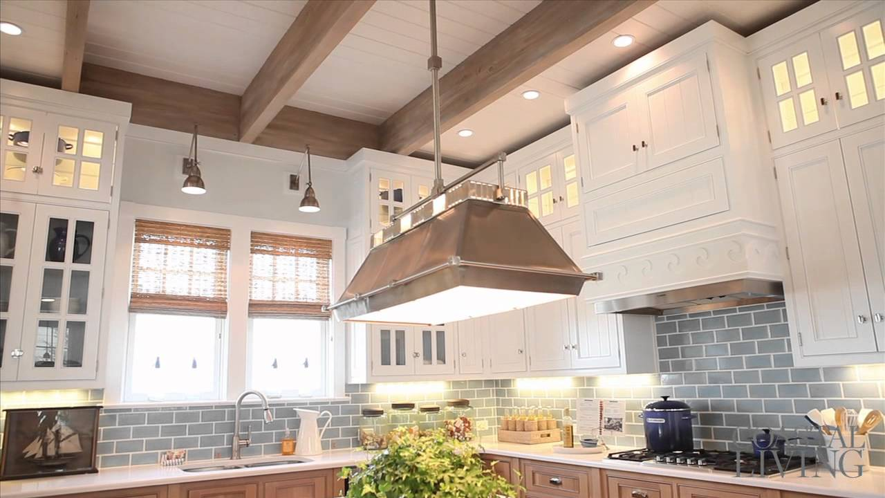 Beach Cottage Kitchen Ultimate Beach House Kitchen Youtube