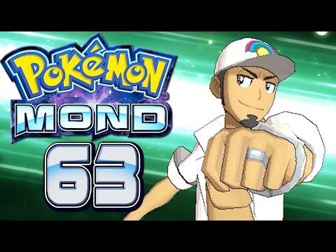 POKÉMON MOND # 63 ★ Der erste Champ der Alola-Liga! [HD60] Let's Play Pokémon Mond
