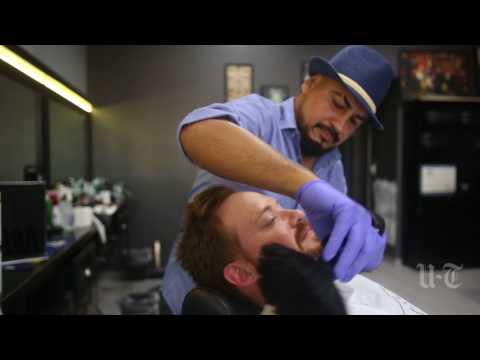 Why Are These Tijuana Barber Shops All The Rage With Mexican Men? | San Diego Union-Tribune