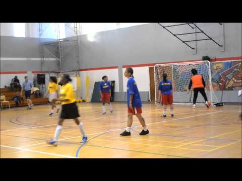 Womens Futsal All Star Game May 4 2013