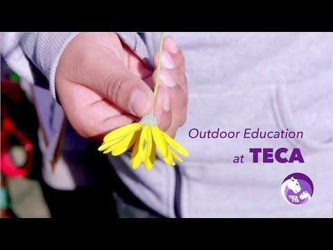 Thomas Edison Charter Academy's Garden Class