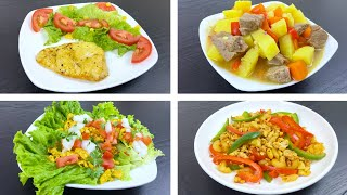 6 Healthy Dinner Ideas For Weight Loss (Taste of Home)