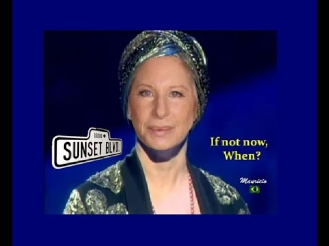Barbra Streisand - With one Look - A tribute (alternative beginning/ending)