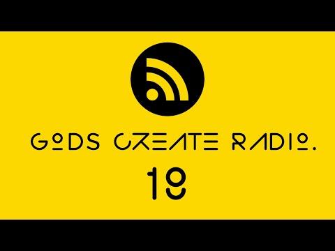 Gods Create Radio 18 ( Top Apps: Trello, Buffer, Audible, Quickbooks) (Music: Future, Kodak, Dreezy)