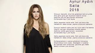 Aynur Aydın - Salla (Lyrics)