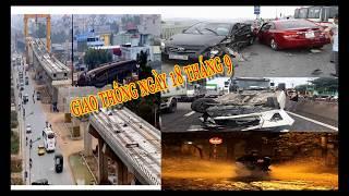 Bản tin giao thông trong ngày 18-9 : Đường sắt Cát Linh - Hà Đông 'phá sản' kế hoạch chạy thử