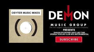 Shaun Escoffery - Days Like This (Spinna & Ticklah Club Mix Instrumental)