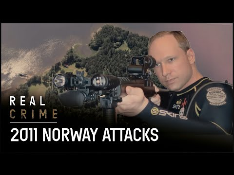 Anders Breivick and The Norway Massacre - Real Crime
